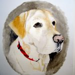 Dog portraits UK